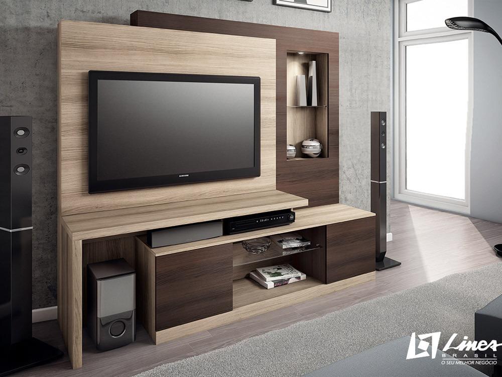 Home Suspenso Para Sala De Tv ~ Home Para Sala De Tv Modelo Zeus  R$ 690,00 no MercadoLivre