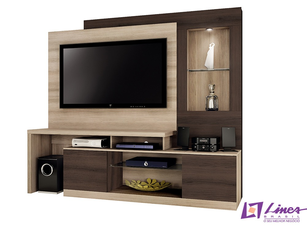 home suspenso para sala de tv id ias interessantes para o design do quarto. Black Bedroom Furniture Sets. Home Design Ideas