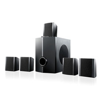 Home Theater Multilaser Sp087 - 5.1 / Bivolt / Dvd/ Pc / Tv