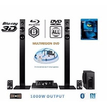 Home Theater Panasonic Btt465 Blu Ray 3d,wifi 1000 W Rms