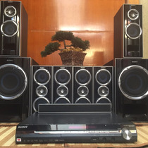 Home Theater Sony7.1 Canais Dav-dz77t 1000wrms Super Potente
