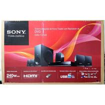 Home Theater Sony Dav-tz 140 Semi Novo
