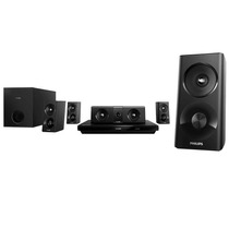 Home Theater Com Bluray3d 5.1, 1.000 W Htb3520x/78 Philips