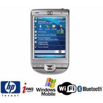 Palmtop Hp Ipaq 110 Classic Handheld Só 6 Peças.