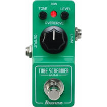 Pedal Ibanez Tube Screamer Ts Mini