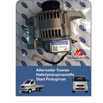 Alternador Towner Hafei/pickup/van/effa Start Pickup/van
