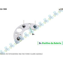 Placa Retificadora Agrale Trator T-4100 55a - Gauss