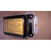 Regulador De Voltagem Fusca 6 Volts Original Bosch Rv-d5