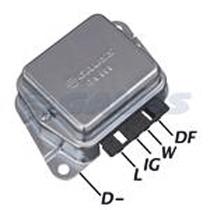 Regulador De Voltagem Para Bosch/wapsa - Ga008 - Gauss