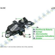 Regulador De Voltagem Astra 1.8i 2.0i 14v - Gauss
