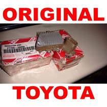 Regulador De Voltagem Bandeirante Original Toyota 2770058050