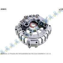 Mancal Placa Retificadora Escort Sw Zetec Rocam 1.6 - Valeo