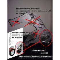 Refil Tensor Do Alternador Ford Fiesta/ka/focus 1.6 Apos 08.