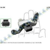 Regulador Voltagem Ford Fiesta - Gauss