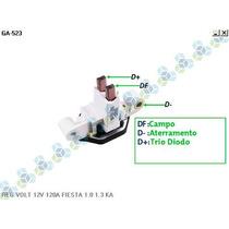Regulador Voltagem 120a Ford Escort Glx 1.8i 16v - Gauss