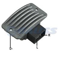Regulador De Voltagem 14v 65a Kia Besta Topic Gauss Ga125