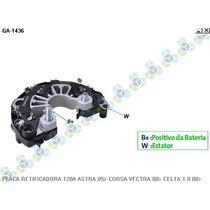 Placa Retificadora 120a Gm Astra 2.0 16v 05/... - Gauss