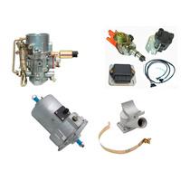 Kit Ignição Eletrônica + Alternador + Carburador Fusca Kombi