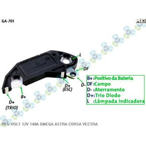 Regulador Voltagem 140a Gm Vectra 95/... - Gauss