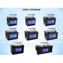 Bateria 160 Amperes Yokohama Para Caminhão