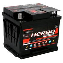Bateria 45 Amperes Herbo Nova - Com Prata