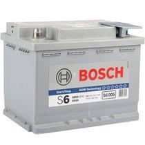 Bateria Automotiva 60 Ah Bosch S6x