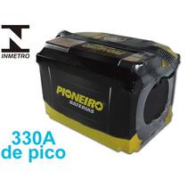 Bateria Automotiva F50d, 50ah, Selada, Free Pioneiro