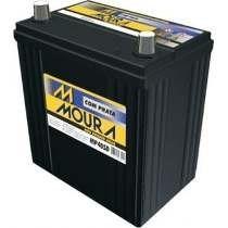 Bateria Moura 50 Amperes Honda Civic Todos Modelos 24horas