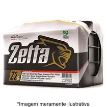 Bateria Zetta 60 Amperes Fabricado Pela Moura