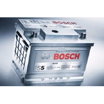 Bateria Bosch S5 47 Ah 405 A P/ Toyota Corolla, Honda Civic