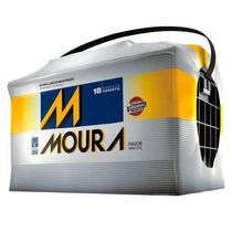 Bateria Moura M70kd-nova-18 Meses De Garantia-70 Amperes