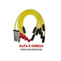 Cabo Vela Ignicao 8mm Silicone Gm Blazer/s10 4.3 V6 Vortec