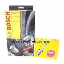 Kit Cabos E Velas Blazer S10 4.3 V6 Vortec Até 2003