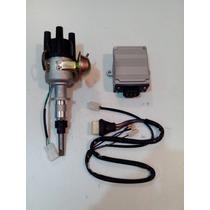 Kit De Ignição Eletronica Gm Opala 4cc.completo Mc 237