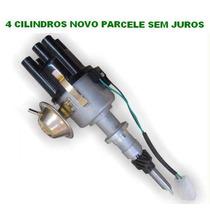 Distribuidor Ignição Opala / Caravan 4cc ( Novo ) Na Caixa