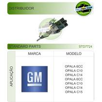 Distribuidor Gm Opala 6cc C10 C14 6cc C10 C14 C15 Std7724