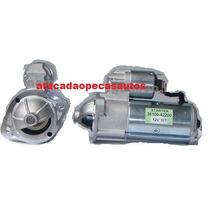 Motor Arranque Partida Kia Bongo K2500 2.5 Tci Após 07 10den