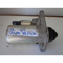 Motor De Arranque Gol Saveiro G5 Semi Novo Original