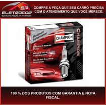 Jogo De Velas Ignição Champion Peugeot 206 Sw 1.4 8v 06 Em D