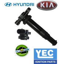 Bobina De Iginição Hyundai Santa Fé 2.7 V6 24v 273013e100