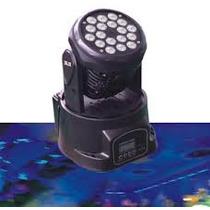 Mini Moving De 18/3w Rgb - Compre De Especialista Em Ilumin