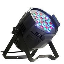 Canhao Luz Par 64 36 Leds 3w - Carcaça De Aluminio