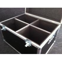 Road Case Para Mini Moving 18x3w 4 Unidades