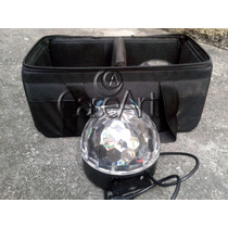 Soft Case, Bolsa, Bag Para 2 Bolas Maluca Cristal Led