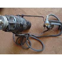Canhão Seguidor Lampada Manual
