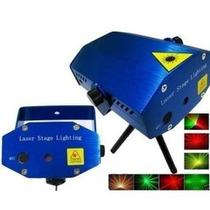 Mini Projetor Laser Holográfico Para Efeitos Especiais 3d...
