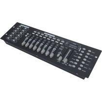 Mesa Controladora Dmx 512 Com 192 Canais Promoçao Fim De Ano