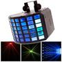 Iluminação Chauvet Radius 2.0 Dmx Com Led 3w