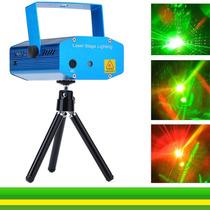 Projetor Holográfico Canhão Laser Festas Strobo Efeitos Lu