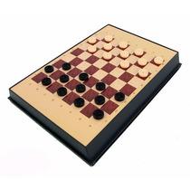 Jogos De Xadrez 5 Em 1 - Xadrez, Damas, Cobra Na Escada Ludo